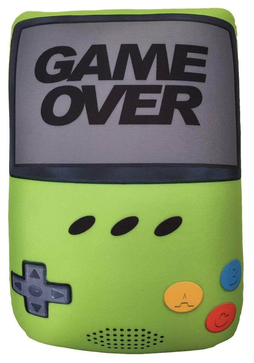 iscream Game Over! Hand Held Game Shaped 17