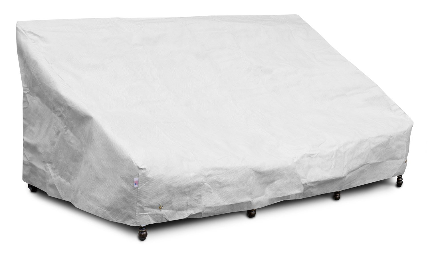 KoverRoos DuPont Tyvek 27450 Sofa Cover, 65-Inch Width by 35-Inch Diameter by 35-Inch Height, White by KOVERROOS