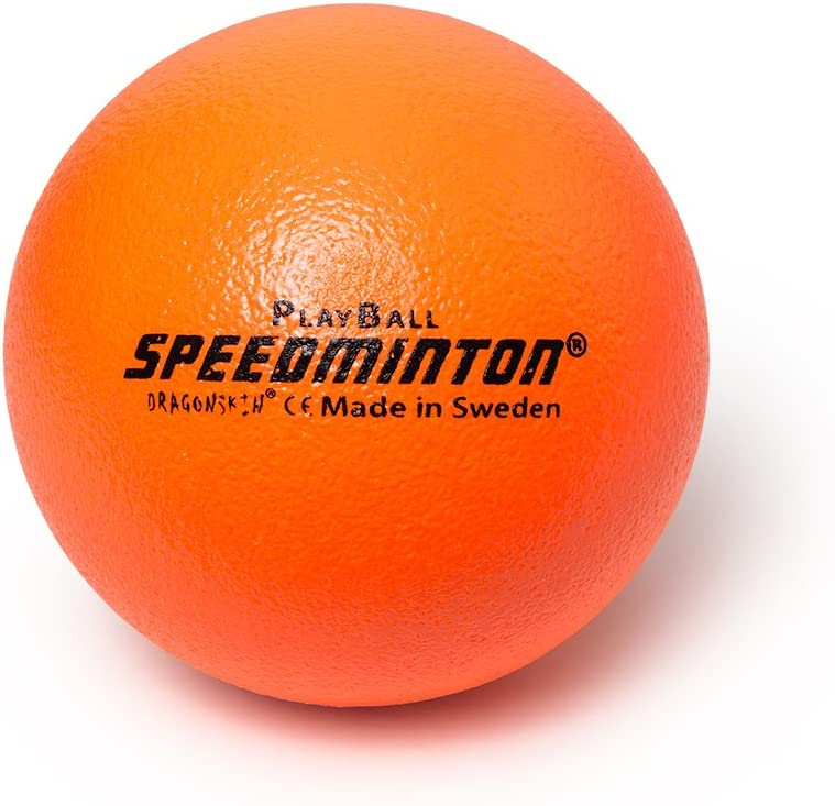 Speedminton Playball, 12 cm – Pelota de gomaespuma, Unisex ...
