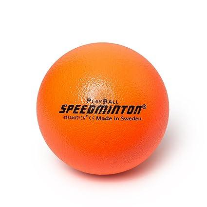 Speedminton Playball, 12 cm - Pelota de gomaespuma, Unisex ...