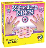 Creativity for Kids Rhinestone Ring Making Kit Review and Comparison