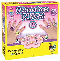 Rhinestone Ring Making Kit
