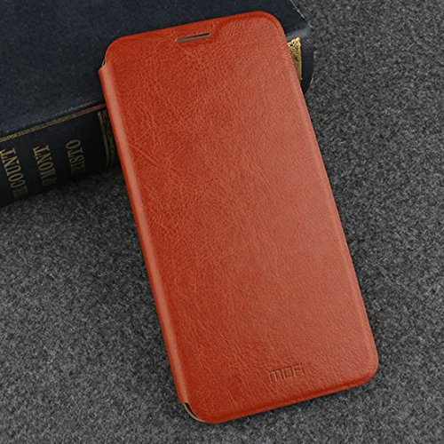 ZITEZHAI-Fashion case for Huawei Honor V9 Play Crazy Horse Texture Horizontal Flip Shockproof Dustproof Protective Leather Case (Size : Haw5949z)]()