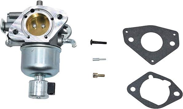 Carburetor with Gaskets for Kohler 16 853 19S 32 853 63S generator engine models KT730 KT735 KT740 KT745