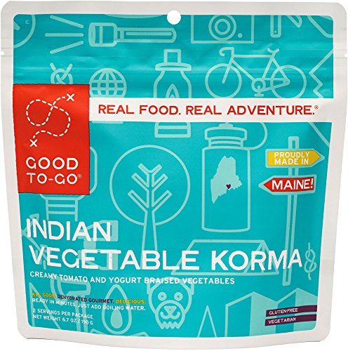 Good To Go Indian Vegetable Korma (Double Serving)