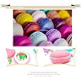 6 Colors Mini Earphone Storage Box,Tuscom@ 6 PCS SD Card Macarons Bag Case