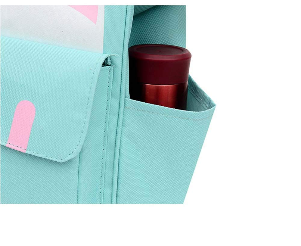Mochilas para Pa/ñales Bolsa Gato Imprimiendo Multifuncional de Gran Capacidad para mam/áse Cambio Bolsa para la Madre port/átil y port/átil Bolsa para la Madre y el beb/é