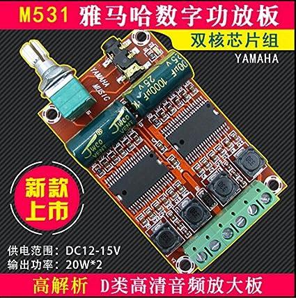 Buy Generic New XH-M531 Yamaha Digital Amplifier Board