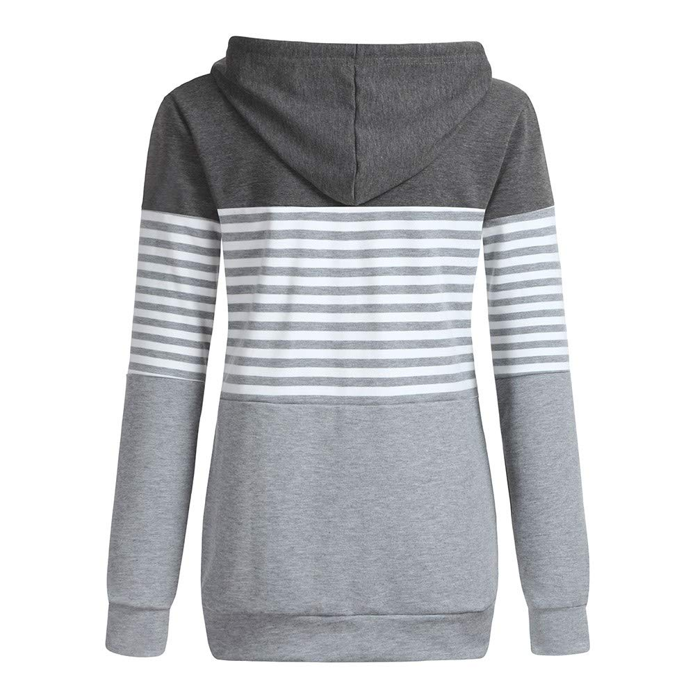 bf1f1a0ad7c32 Sweatshirts Zerototens Pregnancy Hoodie Tops Womens Mama Maternity Clothes  Double Layer Nursing T-Shirt Long Sleeve V Neck Patchwork ...