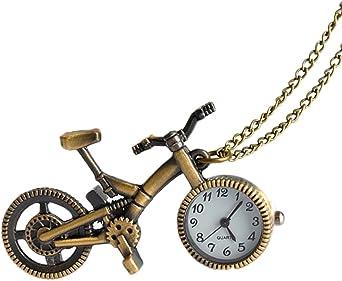 S y e para Bicicleta para Mujer Forma Vintage Estilo Antiguo Reloj ...