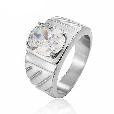 Taizhiwei diamante circonita titanio acero inoxidable ...