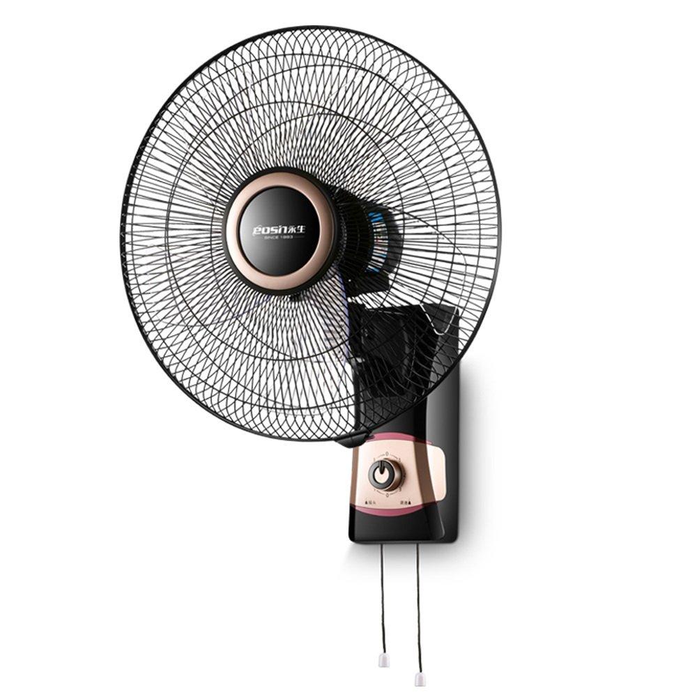 Wall fan Fan/manual large air volume fan/wall-mounted energy-saving mute fan/mechanical fan/household fan/hanging fan XIN XIN EU