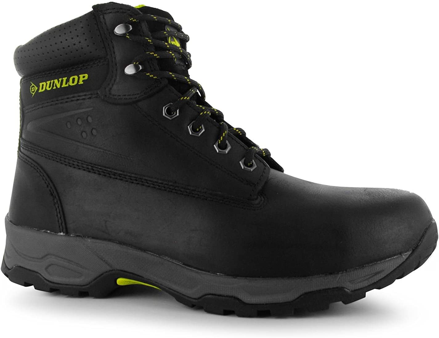 Dunlop Safety On Site Boots Mens Steel