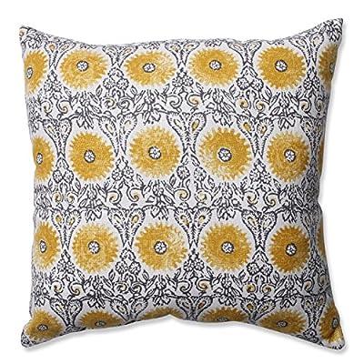Pillow Perfect Riya Yellow Throw Pillow -  - living-room-soft-furnishings, living-room, decorative-pillows - 61RyaJoPypL. SS400  -