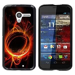 Paccase / SLIM PC / Aliminium Casa Carcasa Funda Case Cover - planeta vselennaya traektoriya - Motorola Moto X 1 1st GEN I XT1058 XT1053 XT1052 XT1056 XT1060 XT1055