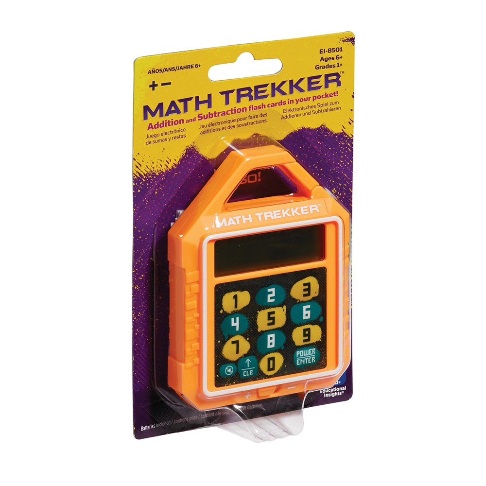 Learning Resources Math Trekker Multiplication /& Division Game