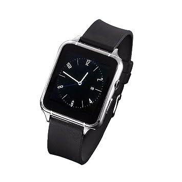 Reloj inteligente impermeable natación 50 M corazón tasa NFC Rosa Android/reloj inteligente Evershop ELEGIANT auriculares ...
