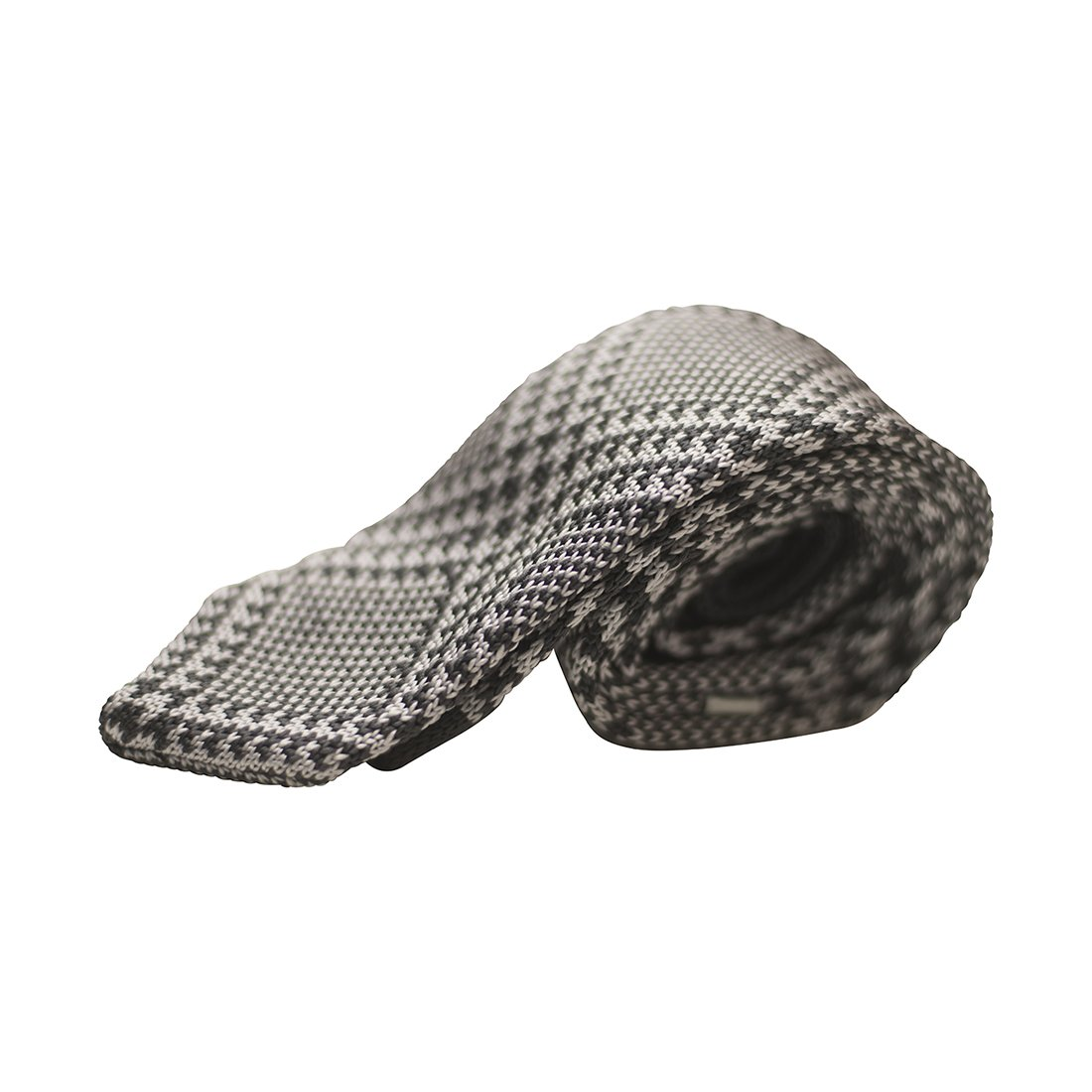 Knit Diamond Youth Tie