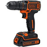 BLACK+DECKER 18 V Lithium-Ion Drill Driver