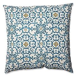 Pillow Perfect Souvenir Floor Pillow, 24.5-Inch, Scroll