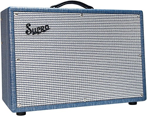 Supro 1624T Dual-Tone - 24W 1x12'' Guitar Combo Amp by Supro