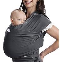 Lictin Fular portabebés recien nacido Caja de regalo Portabebés