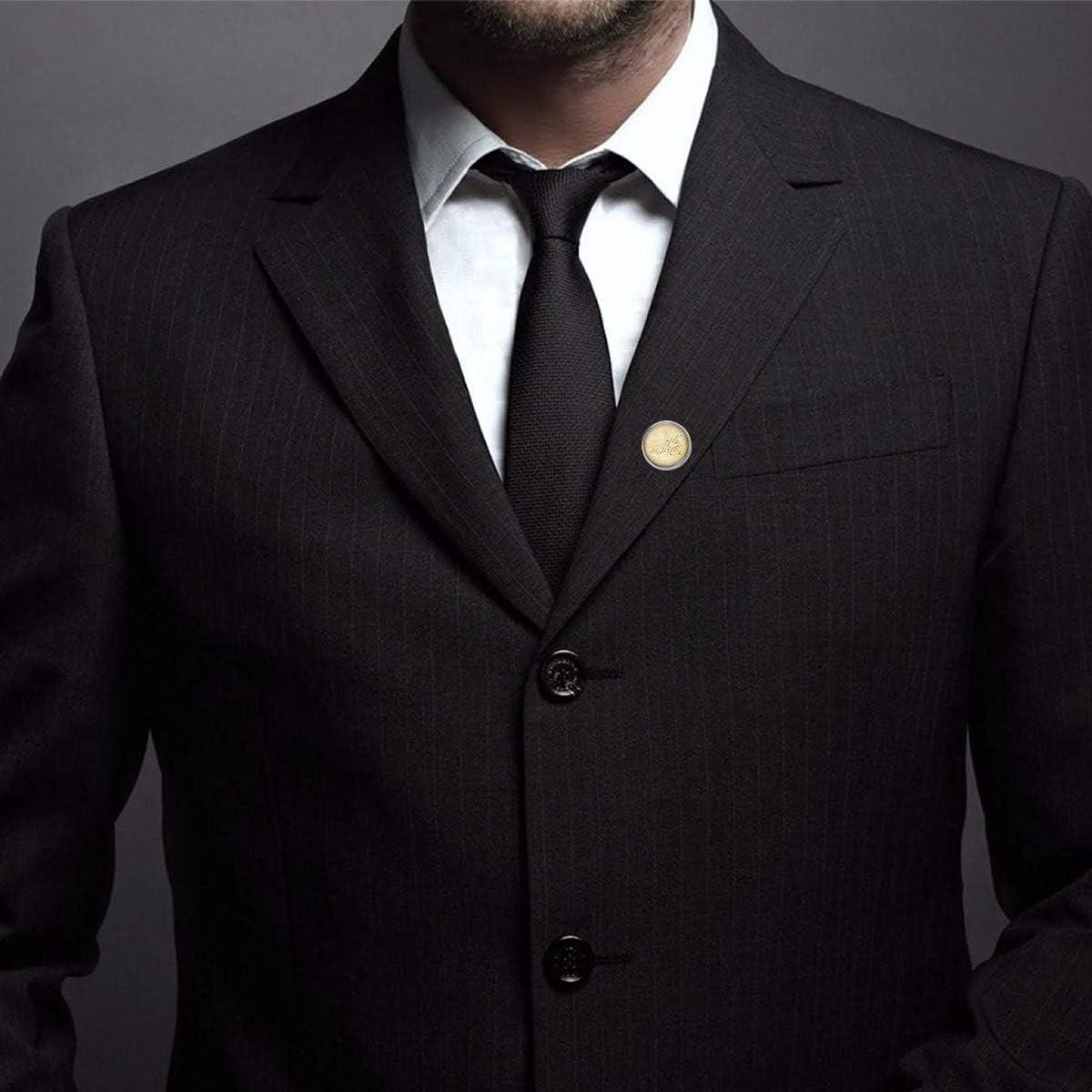 Custom Lapel Pin Brooches Chemical Oxytocin Molecules Banquet Badge Pins Trendy Accessory Jacket T-Shirt Bag Hat Shoe