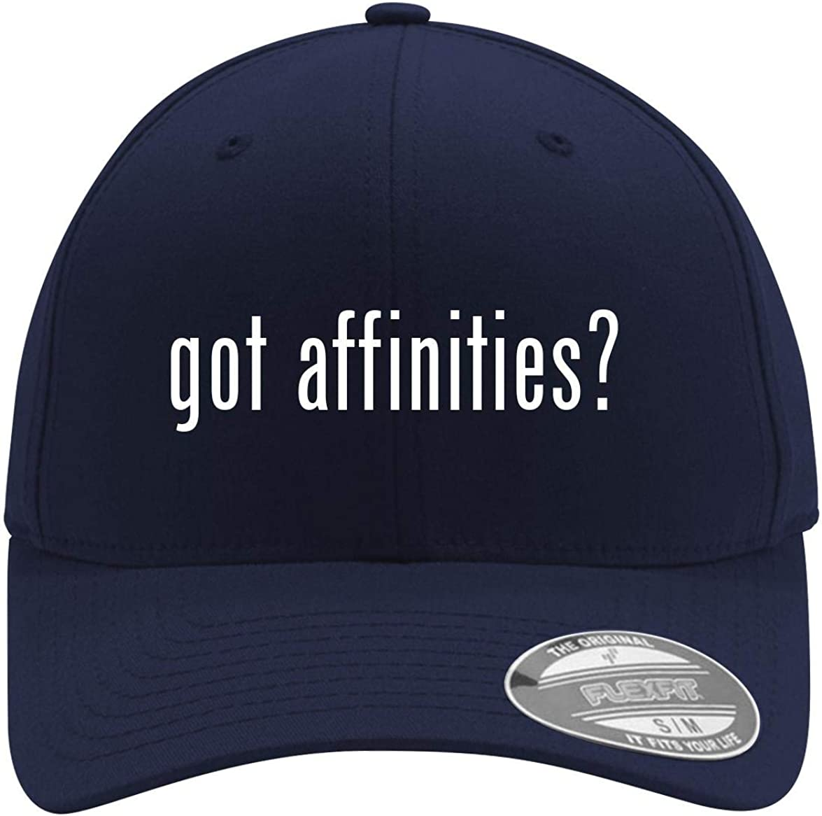 got Affinities? - Adult Men's Flexfit Baseball Hat Cap