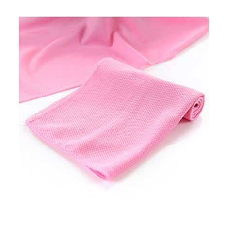 Kuila toalla de microfibra Toallas de barreled de verano Heatstroke necesario frío toallas para enfriar artefacto