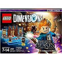 Warner Bros Lego Dimensions Fantastic Beasts Story Pack - Fantastic Beasts Story Pack Edition