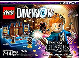 Lego Dimensions Story Pack Fantastic Beast - Edición Standard - Standard Edition