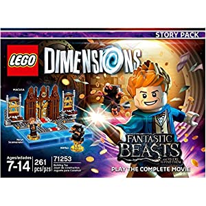 lego dimensions fantastic beasts [object object]