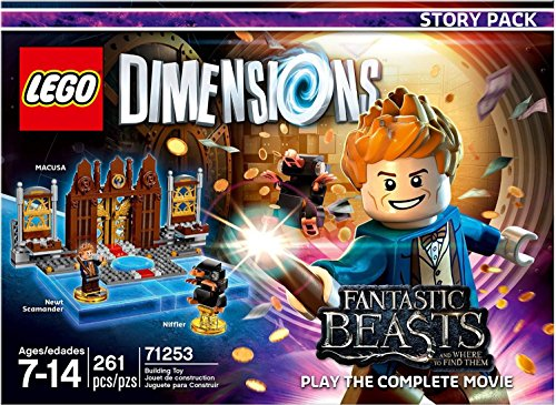 Fantastic Beasts Story Pack