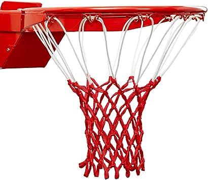 43cm Red White Blue Basketball Net Rim Mesh Net Sports Outdoor Indoor Hanging