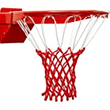 ProSlam Premium Quality Professional Heavy Duty Basketball Net Replacement - All Weather Anti Whip,Fits Standard Indoor…