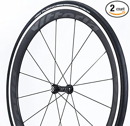 Graphene 700x25c Black Folding Bead Road Bike Tire Vittoria Rubino Pro IV G