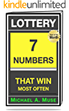 LOTTERY BOOK: 7 Numbers That WIN The Lottery Most Often