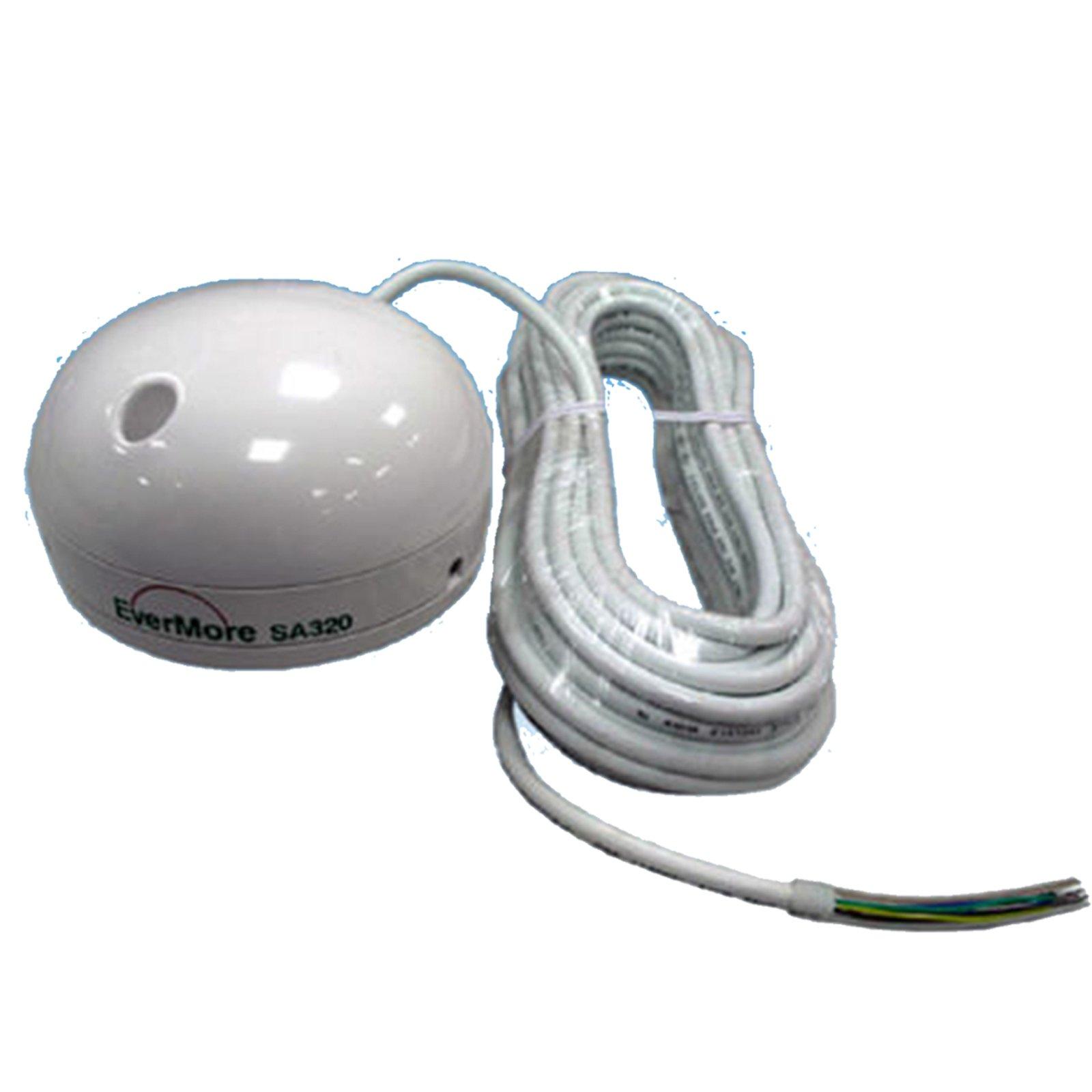 Marine GPS Recepteur Evermore SA-320 avec RS-232 Interface pour navigation bateau, bateau à voiles, canot automobile. Alimentation 9 Volt - 24 Volt, Longitude Cable 10 Metres product image