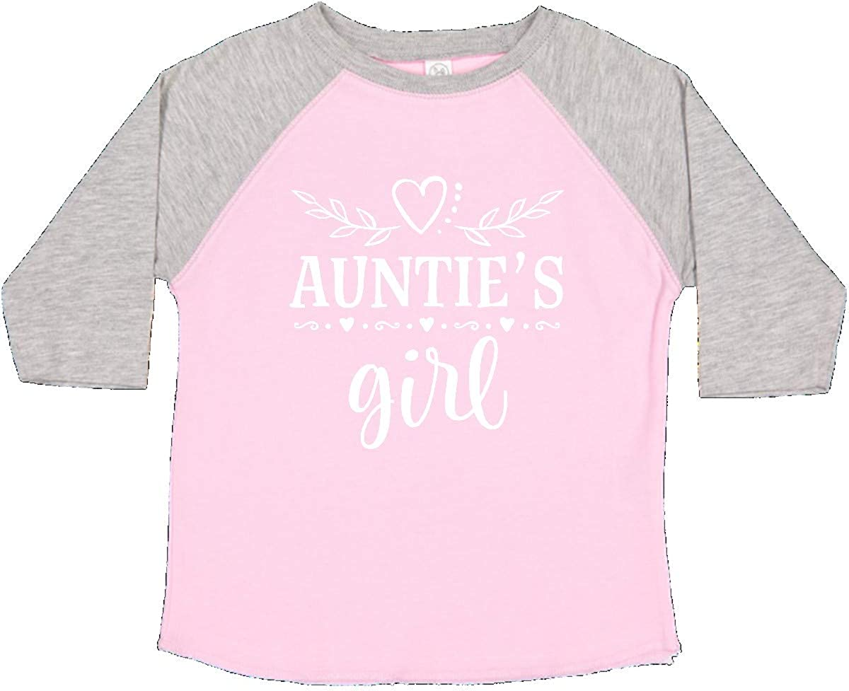 inktastic Auntie Girl Outfit for Niece Toddler T-Shirt