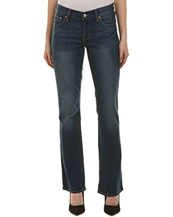 f6758f5c0a8 Levi s Women s 415 Relaxed Bootcut Jeans (32 X 28L