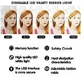 Vanity Mirror Lights 7000K Hollywood Style LED