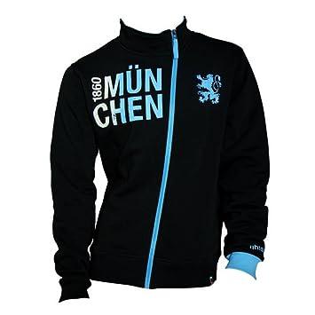 uhlsport - Zip-Up Jacket - TSV 1860 Munich grey Anthra Size:S