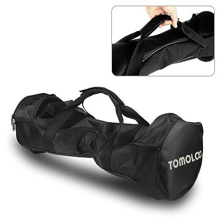"Review TOMOLOO Self-Balancing Scooter Carrying Handbag Backpack Bag for 6.5"" Two-Wheel Hover Electric Skate Board Smart Balancing Scooters Storage Mesh Pocket Bag"
