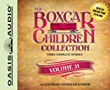 img - for The Boxcar Children Collection Volume 31: The Mystery at Skeleton Point, The Tattletale Mystery, The Comic Book Mystery by Gertrude Chandler Warner (2013-12-24) book / textbook / text book