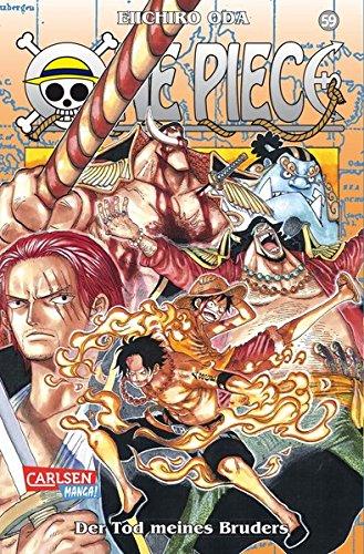 One Piece, Band 59: Der Tod meines Bruders Taschenbuch – 29. Juli 2011 Eiichiro Oda Antje Bockel Carlsen 3551759855
