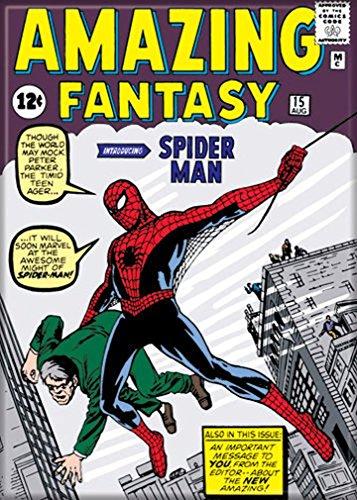 - Ata-Boy Marvel Comics Amazing Fantasy Spider-Man No. 15 2.5