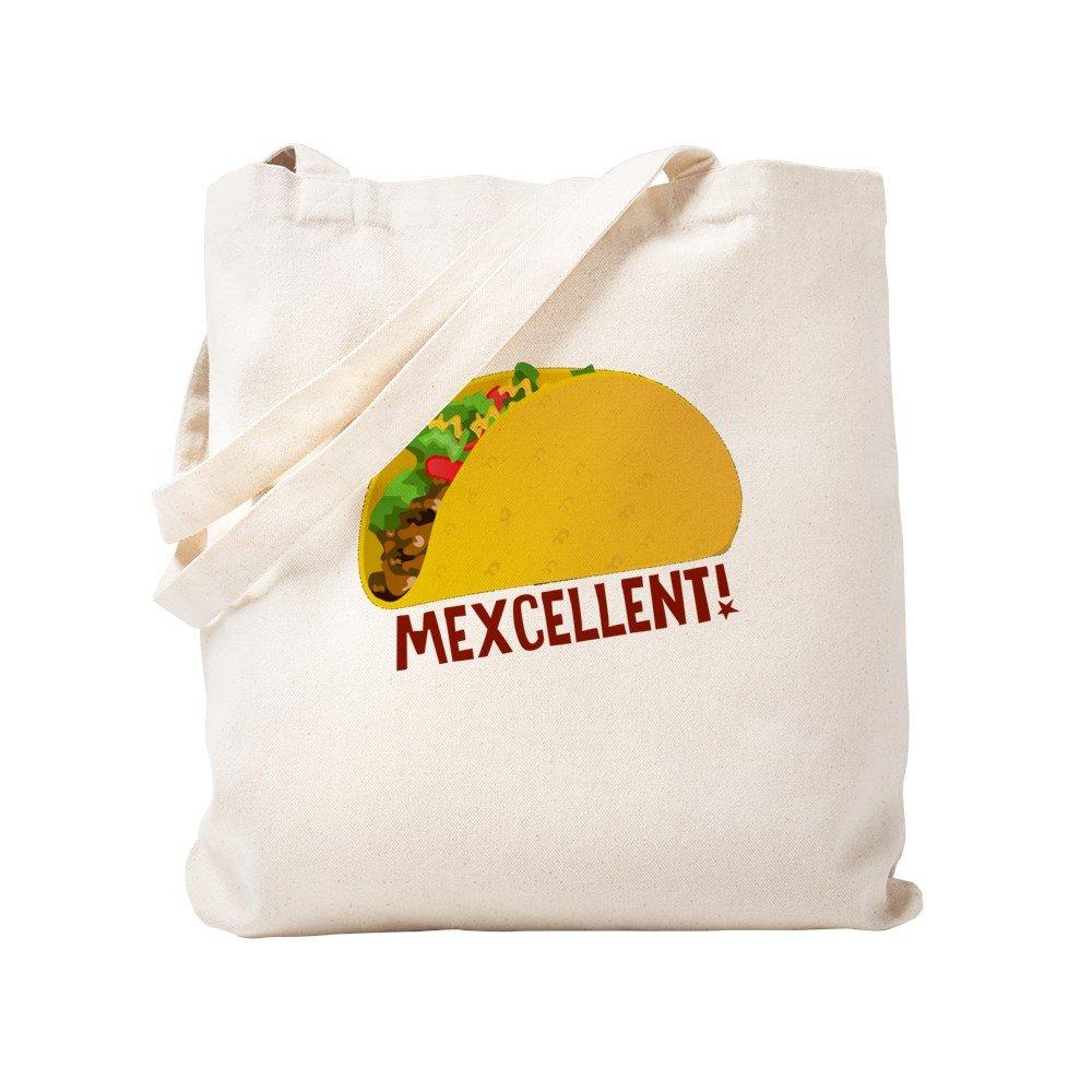 CafePress – Mexcellentトートバッグ – ナチュラルキャンバストートバッグ、布ショッピングバッグ S ベージュ 0754940050DECC2 B0773QBZB2 S