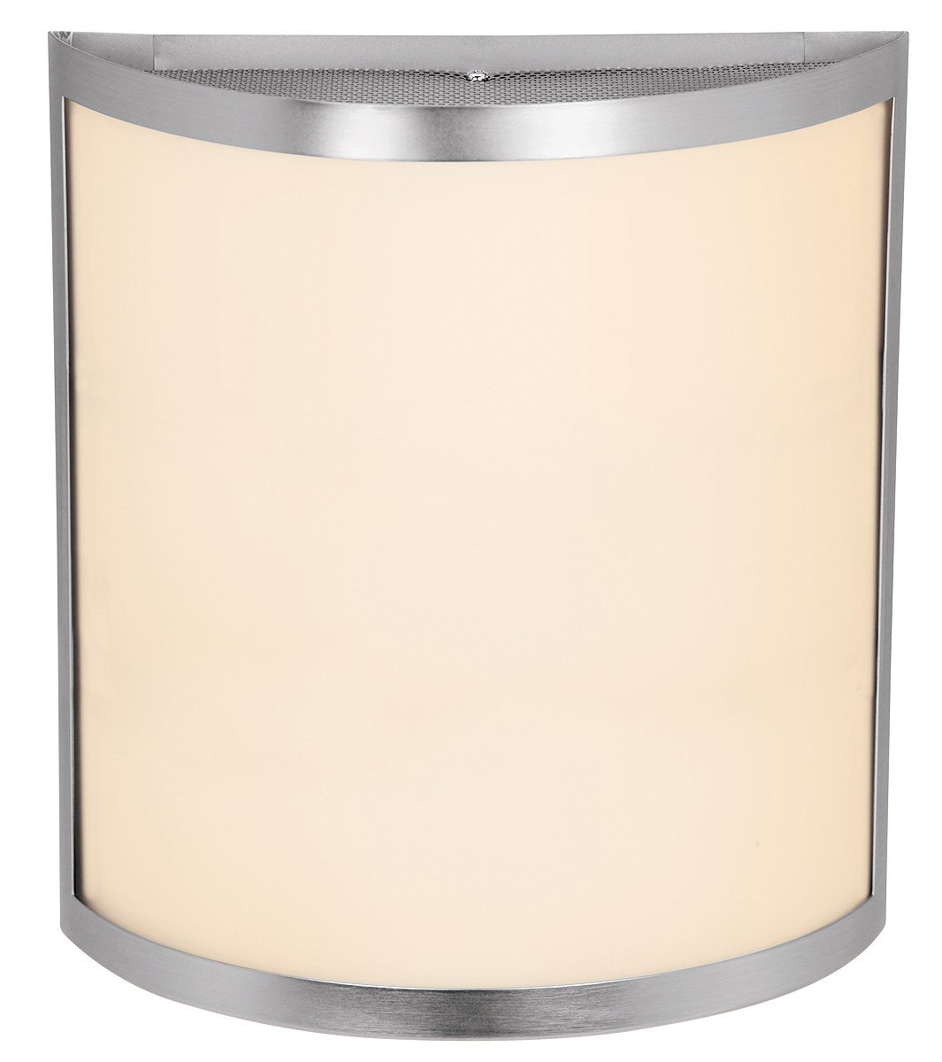 Access Lighting 20439-BS/OPL Artemis ADA Wall Fixture, Brushed Steel Finish with Opal Glass Shade