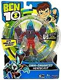 #6: Ben 10 Omni_Enhanced Heat Blast With Omni-Blast Jetpack Action Figure