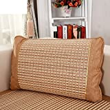 Mats cushion sofa in the summer/Pastoral style pillow/pillowcase for sofa and bed -A 45x45cm(18x18inch)VersionA